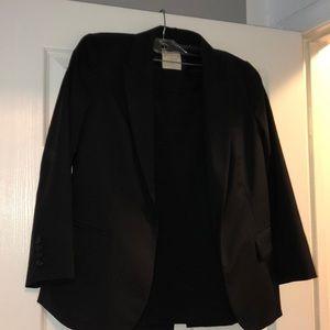 J Crew Favtory Skirt Suit